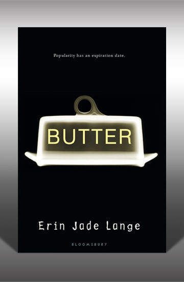 BUTTER - book by author erin jade lange